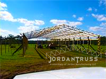 Pole Barn Truss